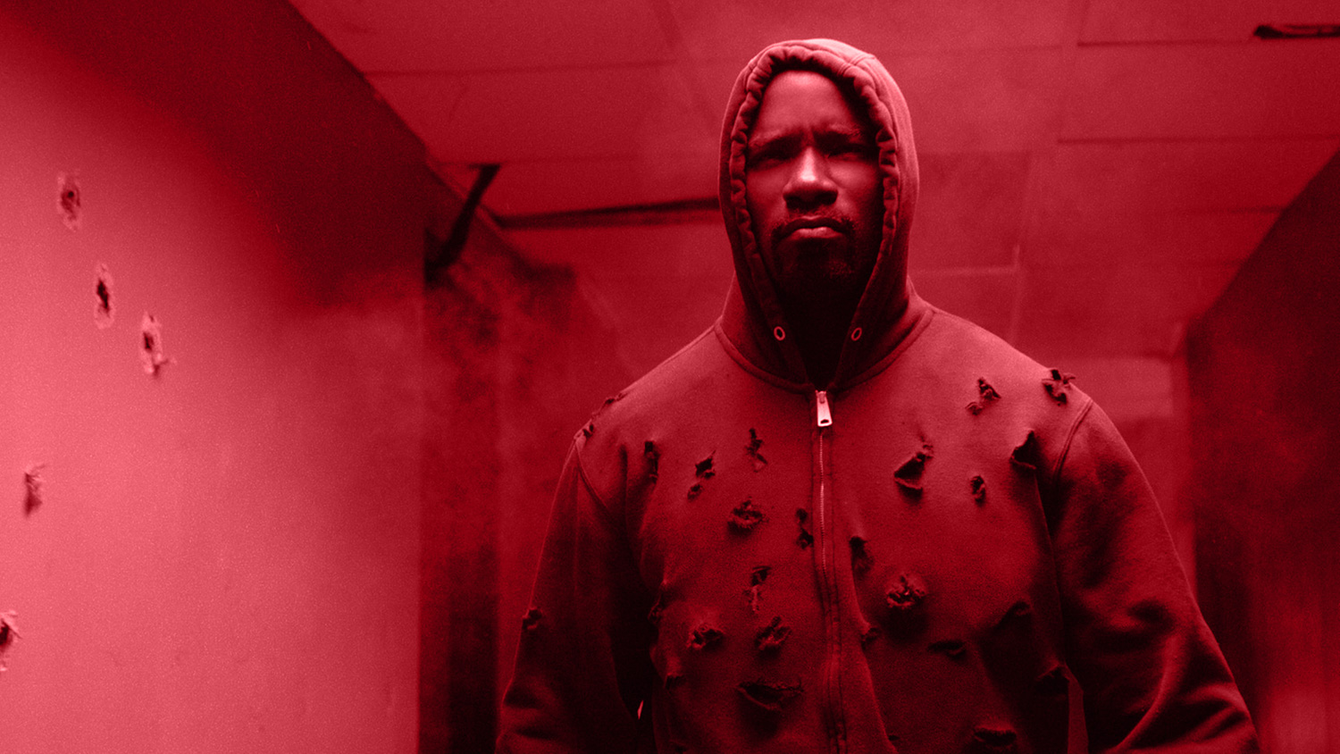 d585272fa30 Mike Colter as the titular Luke Cage  Photo  Myles Aronowitz