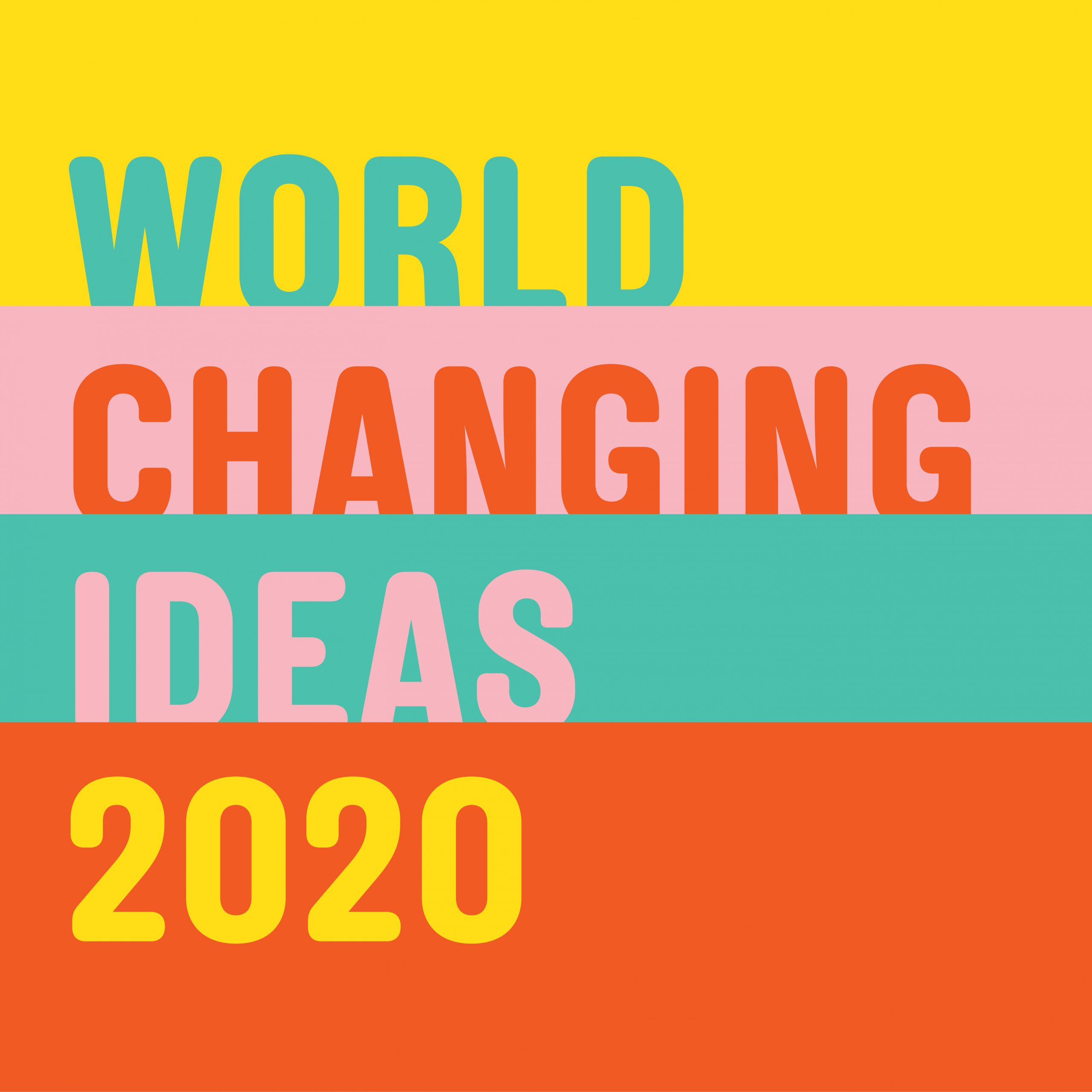 World Changing Ideas - cover